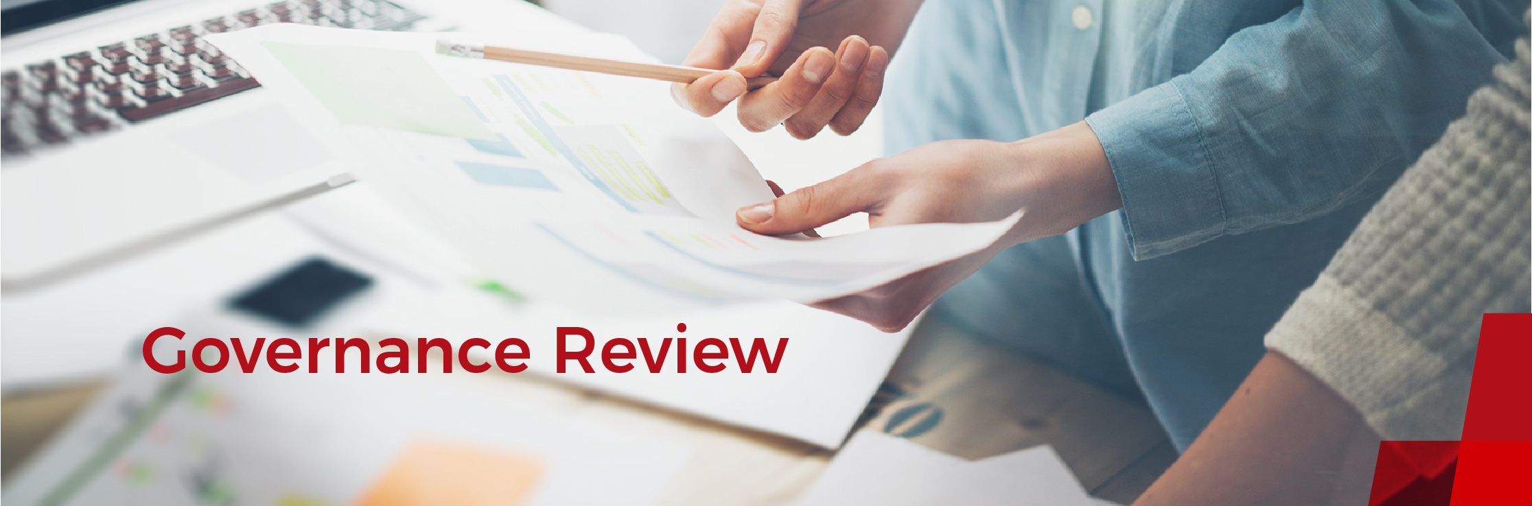 what is a governance review